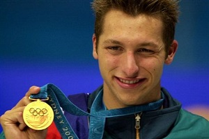 Ian Thorpe had Depression