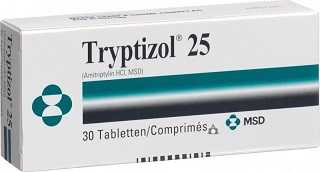 Tryptizol or Amitriptyline
